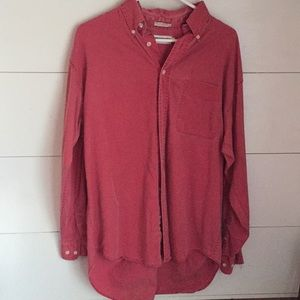 Abercrombie & Fitch Cotton Shirt M